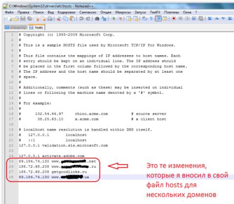 Как сделать сайт имея домен и хостинг оптимизация сайта для браузеров